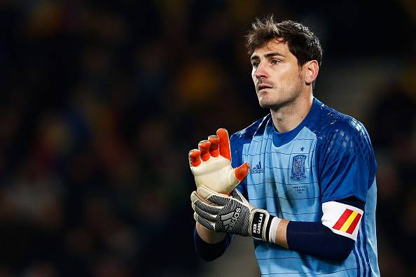 Futuro Casillas
