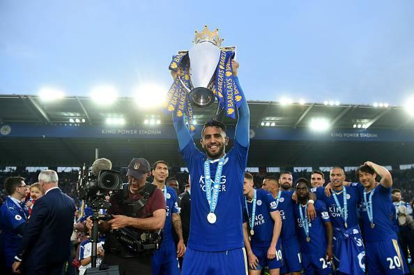 Leicester, Ranieri:
