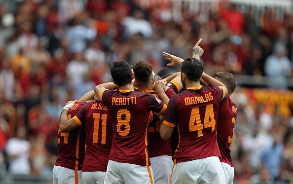 Formazioni ufficiali Roma-Udinese