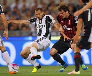 Voti Juventus-Milan