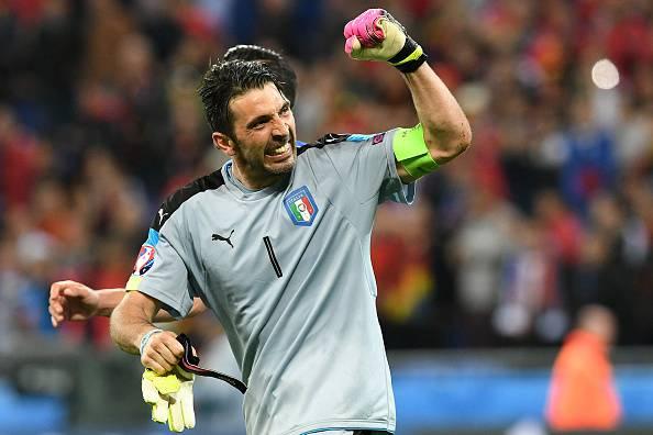 Italia-Argentina Buffon