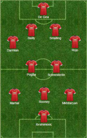 Ibrahimovic nel Manchester United