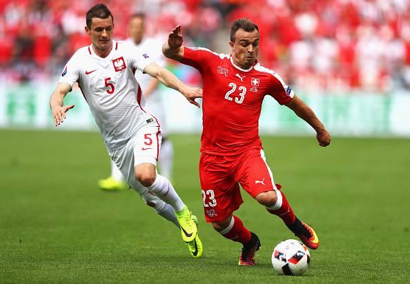 Svizzera-Polonia