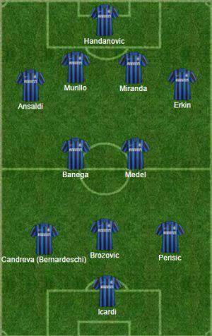 Inter di Mancini