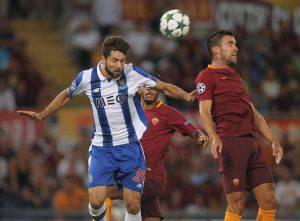 Champions League, voti Roma-Porto
