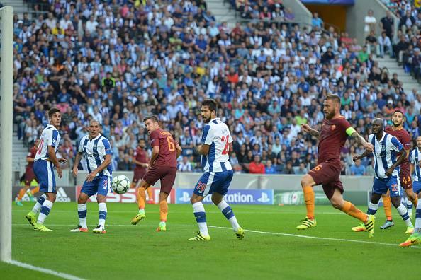Roma   Porto: Champions League, Voti Porto-Roma: Il Tabellino Del Match