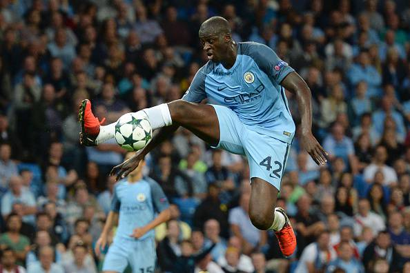 Manchester City, Yaya Tourè escluso dalla lista per la Champions League