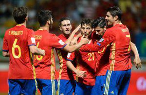 Convocati Spagna