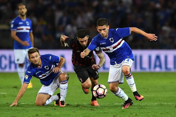Roma interessata a Torreira della Sampdoria, chiesti 12 milioni