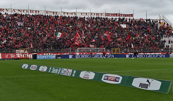 Perugia-Ternana Sospesa: Gara interrotta per malore di un tifoso