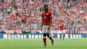 Coman Bayern Monaco