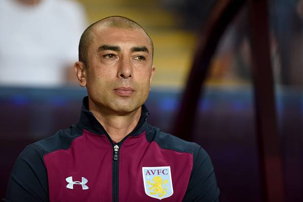 Aston Villa esonera Di Matteo