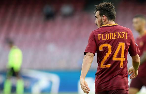 Infortunio Florenzi