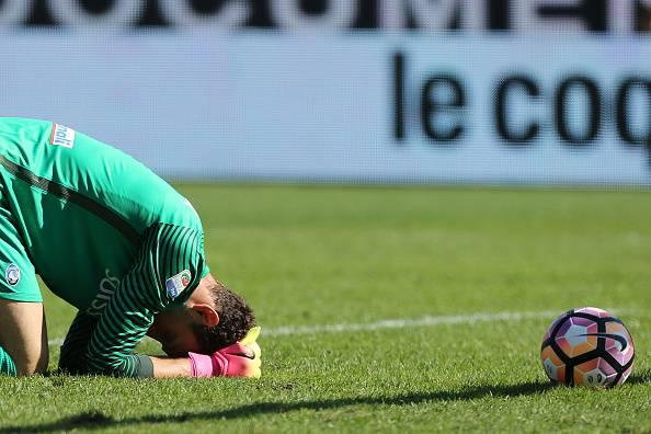 Atalanta, Berisha si opererà al ginocchio. Tornerà nel 2017
