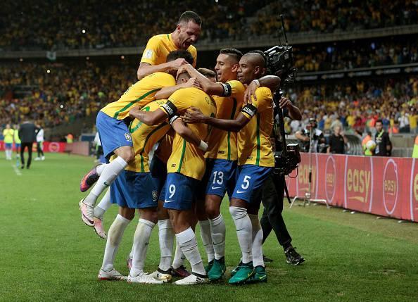 Russia 2018, Brasile-Argentina