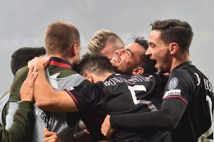 Formazioni ufficiali Torino-Milan