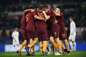 Coppa Italia, formazioni ufficiali Roma-Sampdoria