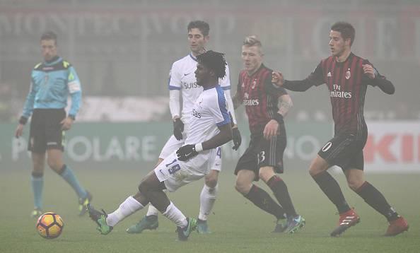 Milan-Atalanta, formazioni ufficiali: Antonelli e Bonaventura titolari, Bertolacci regista