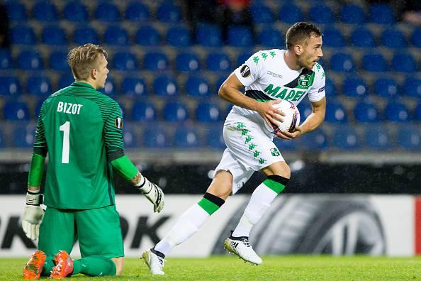 Europa League, il Sassuolo saluta con un ko: 0-2 Genk