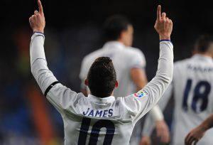James Rodriguez Inter