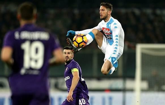 Voti Fiorentina-Napoli