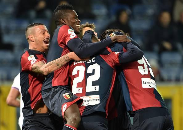 Serie A, formazioni ufficiali Genoa-Palermo