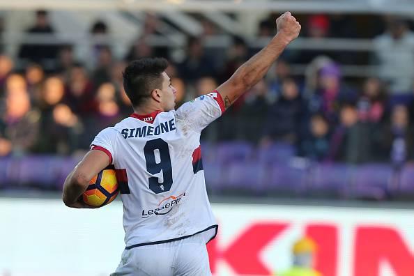 Calciomercato Milan, opzionato Simeone per giugno?