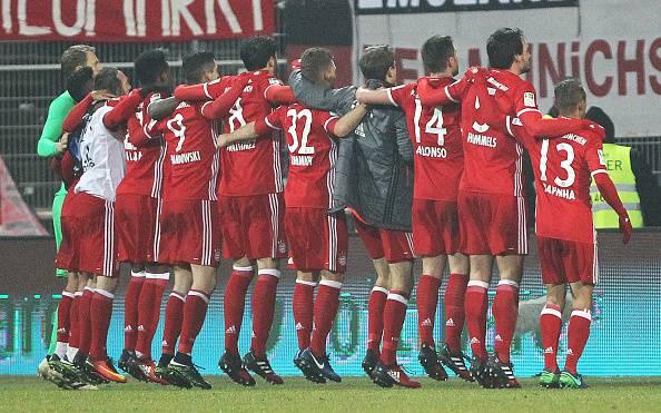 Rudy Bayern Monaco