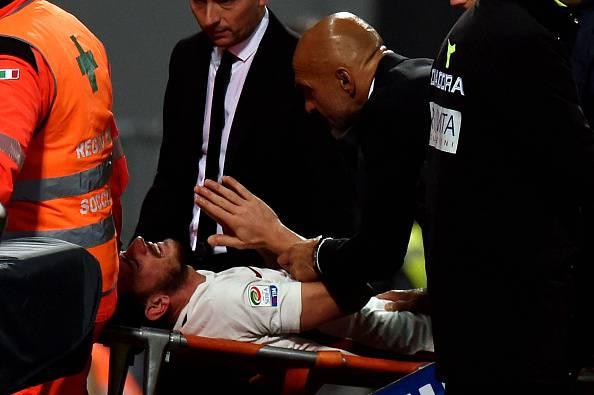 Infortunio Florenzi, intervento riuscito: ecco i tempi di recupero