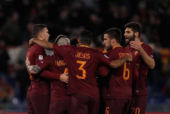 Formazioni ufficiali Roma-Villarreal