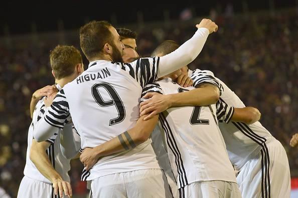 Probabili formazioni Juventus-Palermo