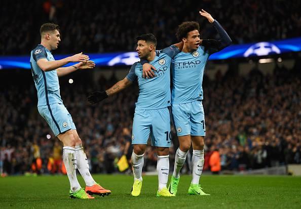 Voti Manchester City-Monaco