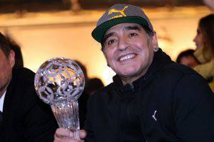 Aggressione Maradona