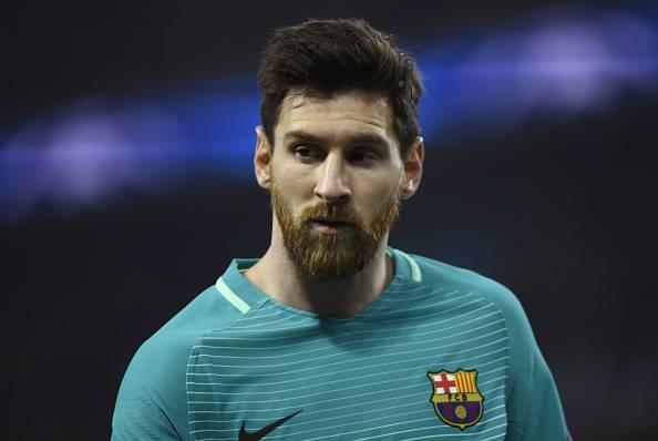 Rinnovo Messi