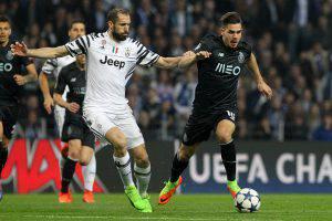 Voti Porto-Juventus