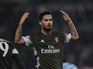 Suso Juventus