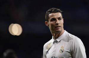 Cristiano Ronaldo Cina