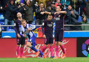 Deportivo La Coruna-Barcellona