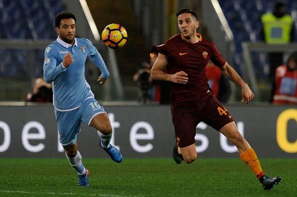 Roma Lazio Manolas recupera