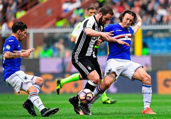 Voti Sampdoria-Juventus