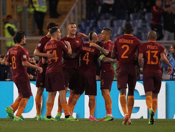 Formazioni ufficiali Roma-Genoa