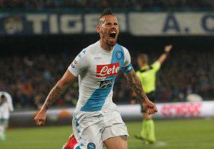 Formazioni ufficiali Sampdoria-Napoli
