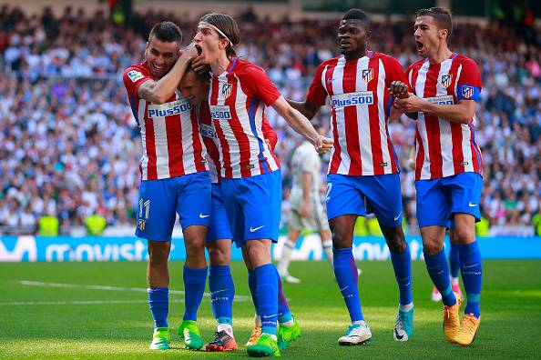 Atletico Madrid, Simeone: