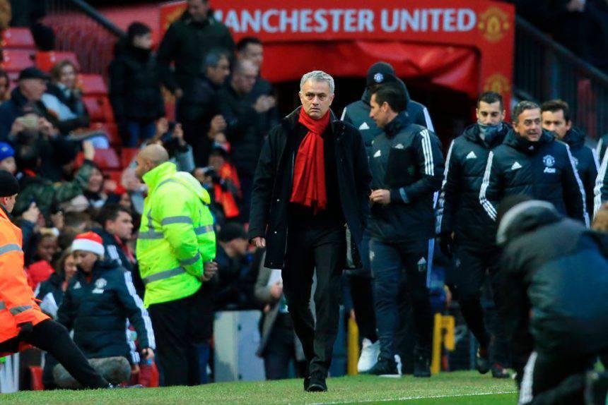 Champions League, un super De Gea tiene a galla Mourinho