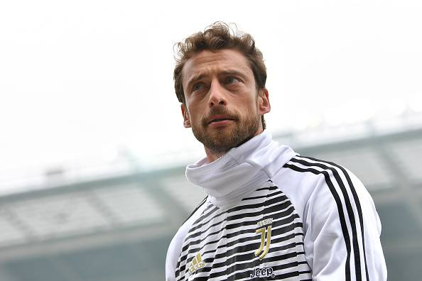 Juve, Marchisio post Real: