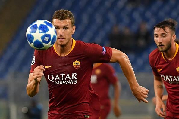 Inter Roma Dzeko Icardi