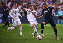 Calciomercato Juventus Kimmich Bayern Monaco Francia-Germania