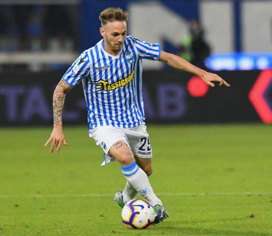 Calciomercato Inter Manuel Lazzari Lazio Torino Spal