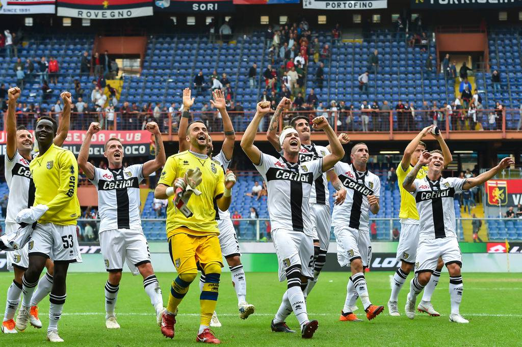 Parma Frosinone
