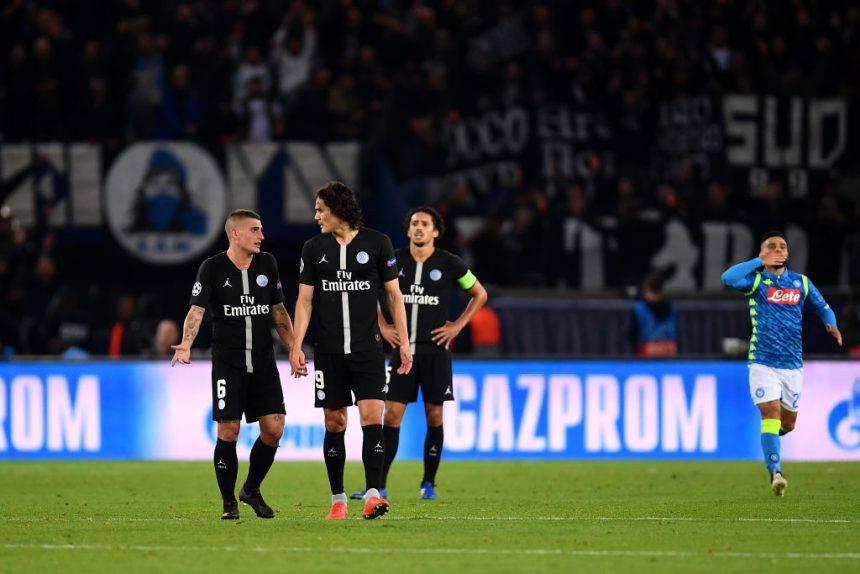 Cavani Calciomercato Napoli